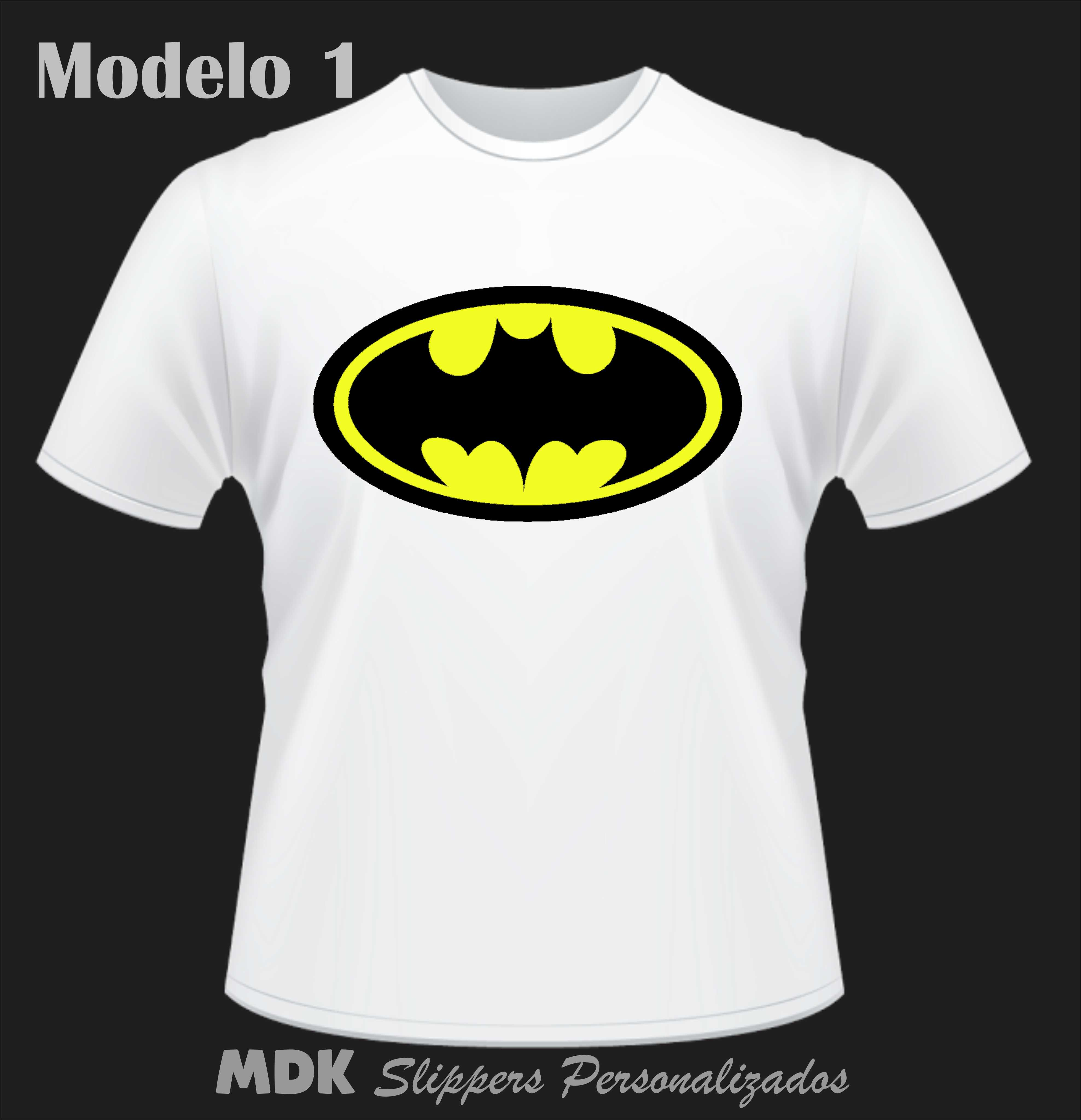 Camiseta Personalizada - BATMAN no Elo7  b7a2049bcb8e8