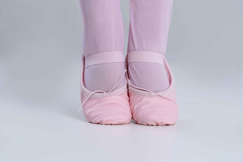 8d39ded3a Sapatilha Ballet Infantil Rosa no Elo7