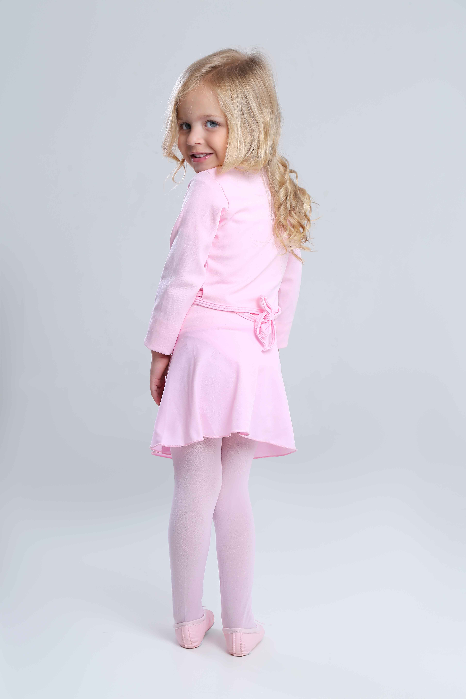 e23020b359 Roupa para Ballet Infantil Completa Rosa no Elo7