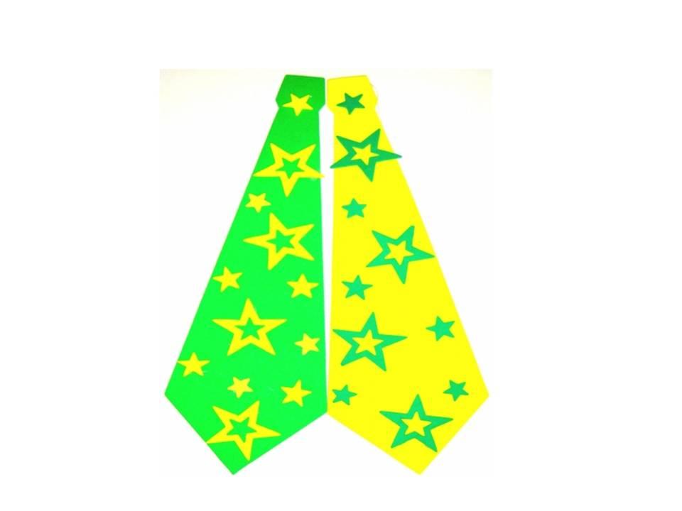 Gravata Estrela Brasil Em E V A No Elo7 Lola Decoracao 898883