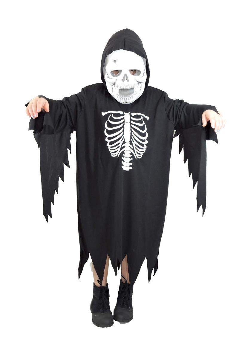 Fantasia Esqueleto Caveira Carnaval  b8f0ece1a27