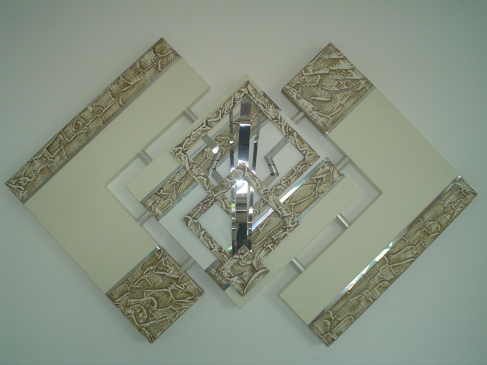 Quadro Decorativo Abstrato Tipo Seta No Elo7 Galeria Portinari  -> Quadro Abstrato Pra Sala Barato