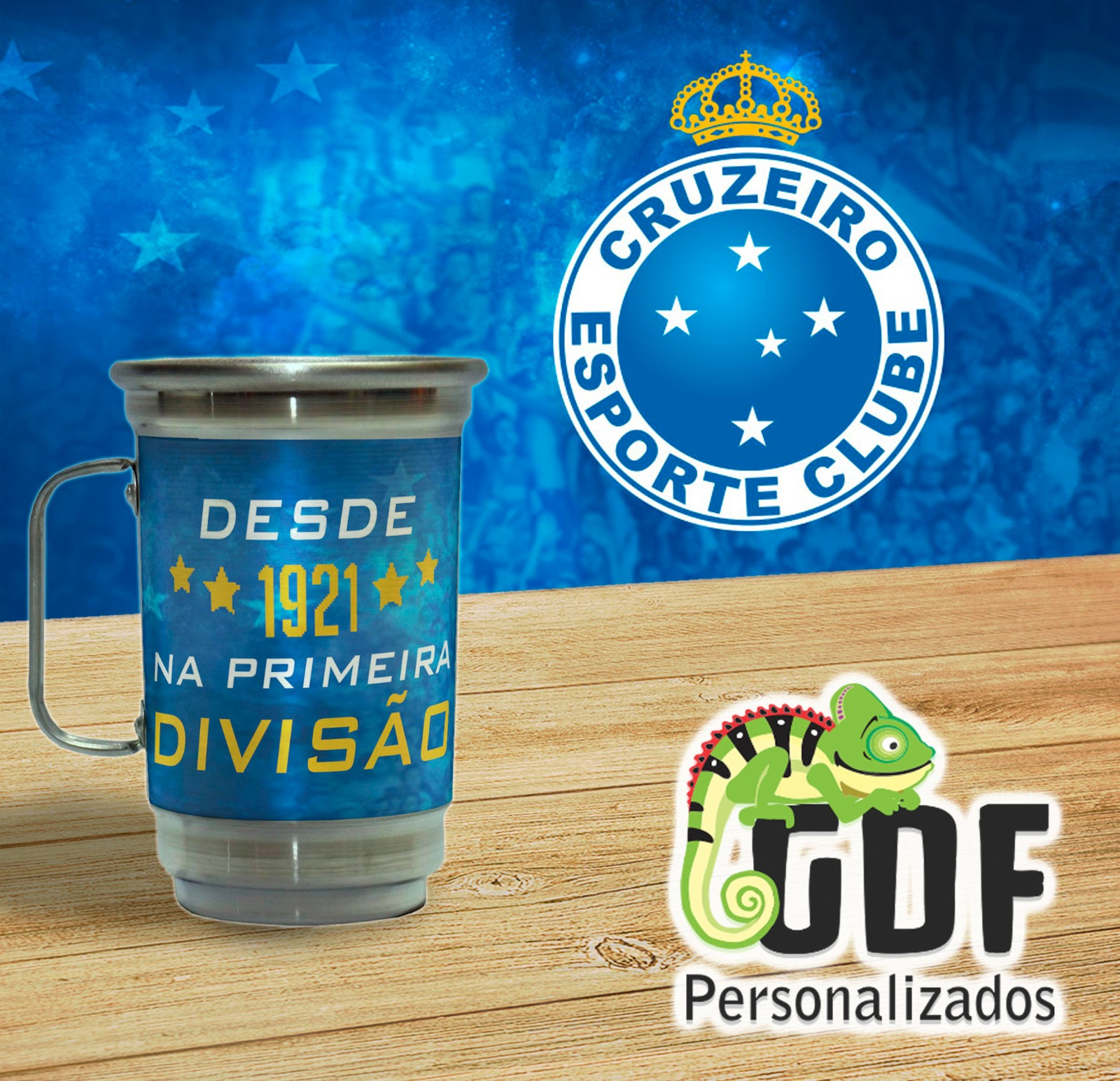 Mandala Mafia Azul Cruzeiro  d6095c0faeb01