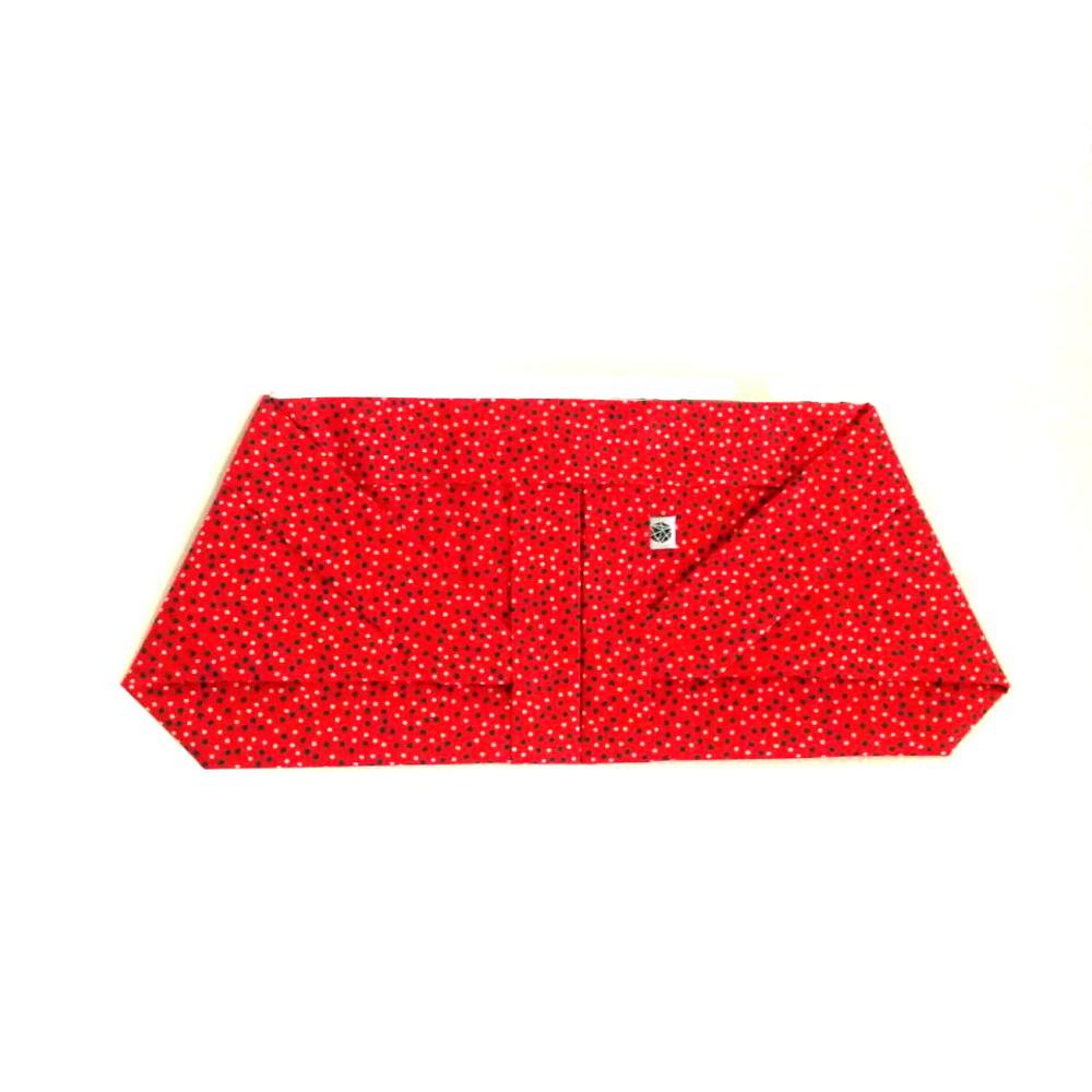 cd59b6a2e8 Clutch Rosas Vermelhas