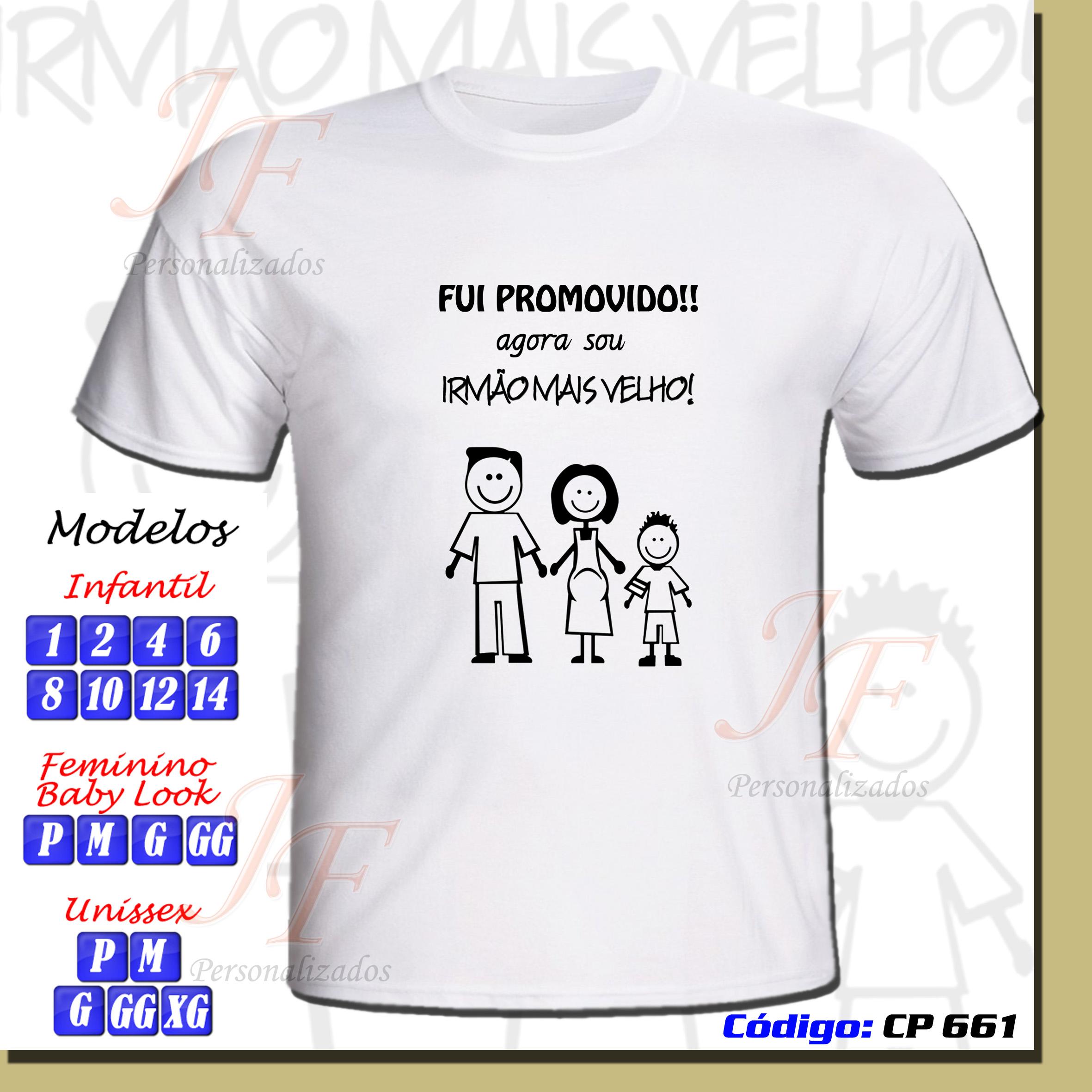 Camisetas Personalizadas Para Irma Elo7