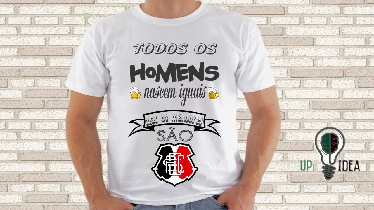 f971a1ad7a Camiseta do Santa Cruz