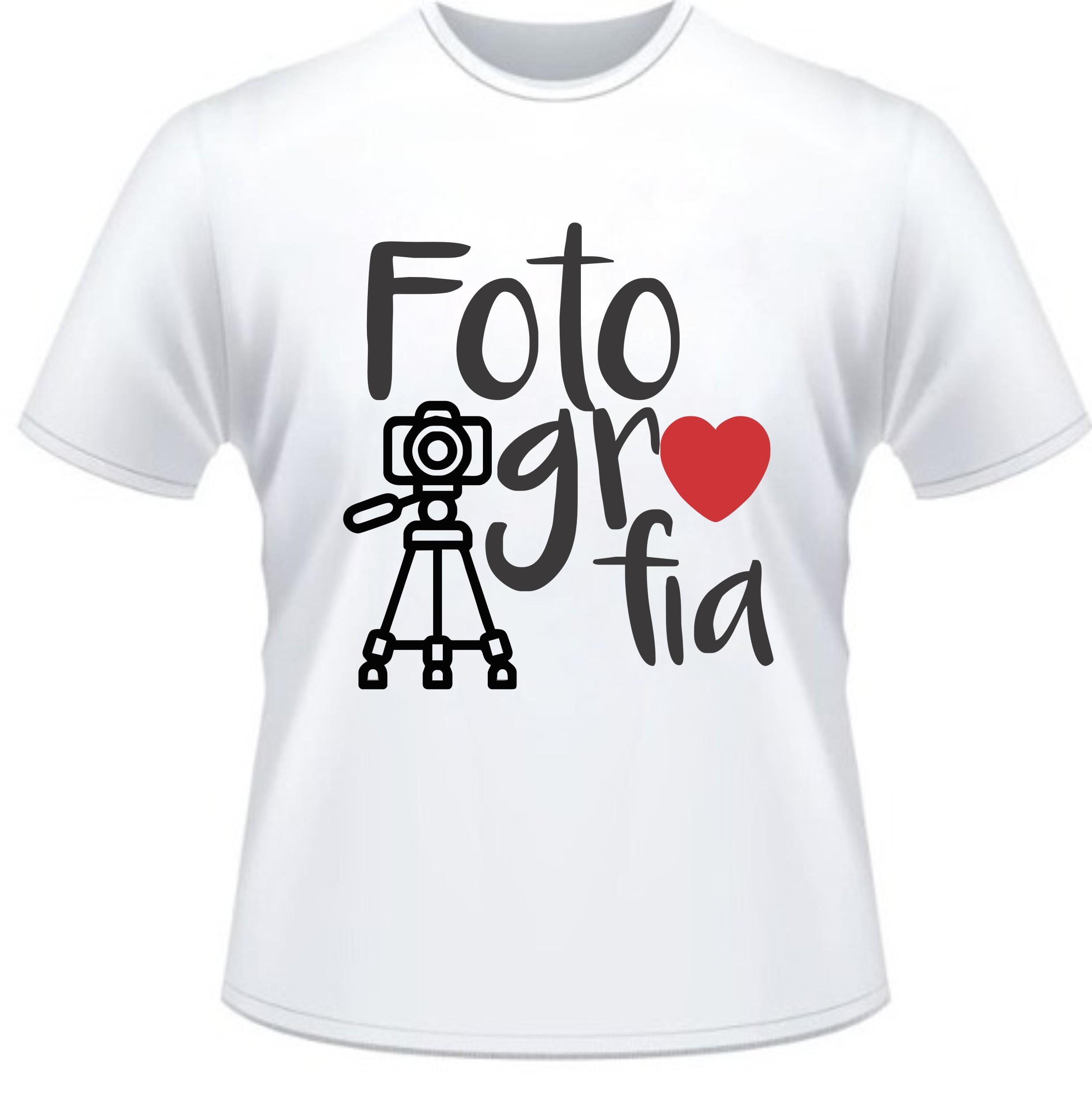 9b12eb4a3c Camiseta para Fotografo