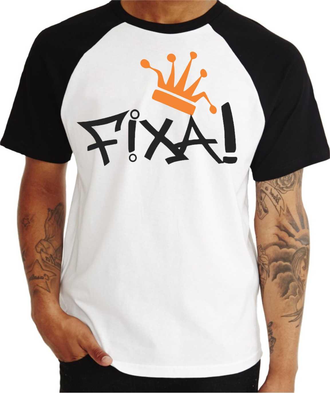 439c56c0e Camisetas Fixa
