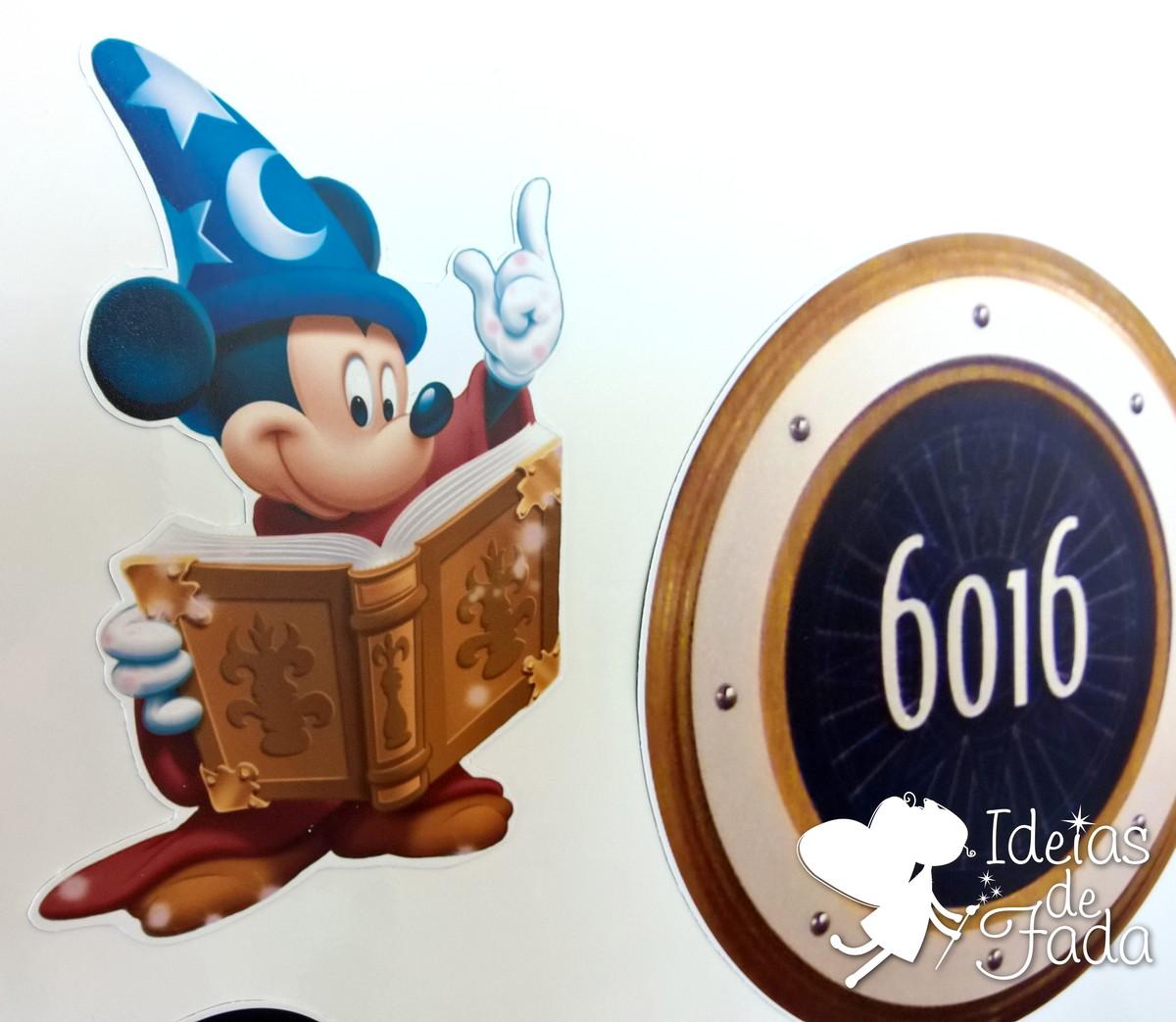 b57493aa48 Imã Cabine Cruzeiro Disney