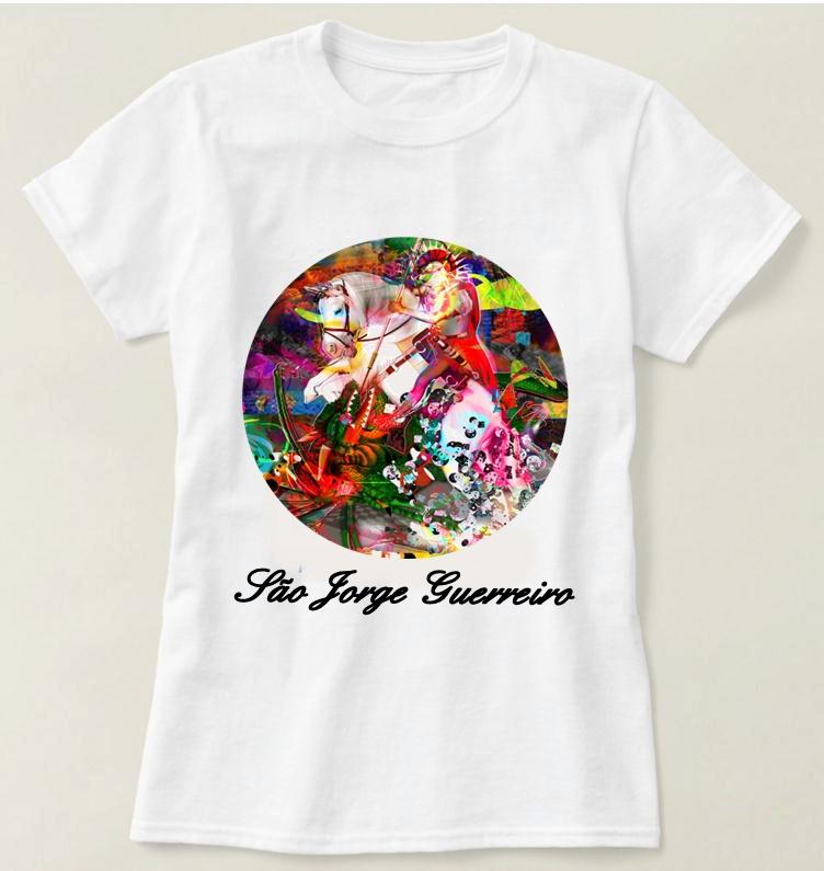 Camiseta Coracao Guerreiro  9278fe89e4921