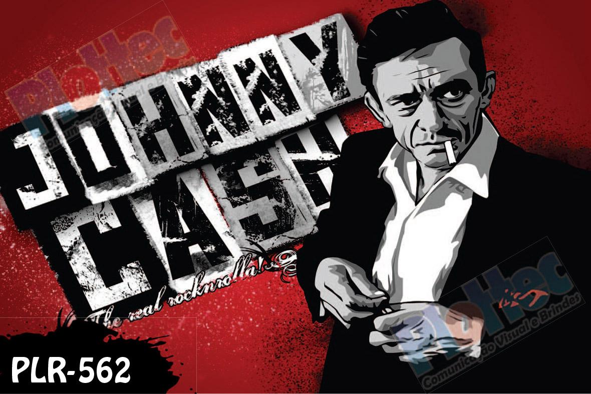 Placa Retro Vintage Johnny Cash 60x40cm No Elo7 | PLOTTEC COMUNICAÇÃO  VISUAL   ARAPONGAS (8F3261)