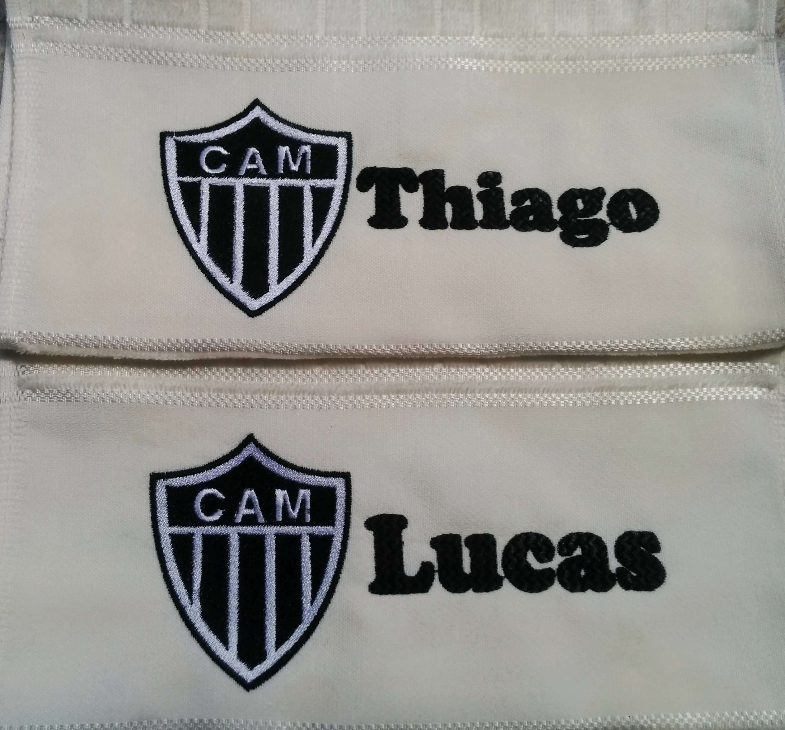 Jogo Toalhas Time de Futebol 2  93d9ae6e96a75