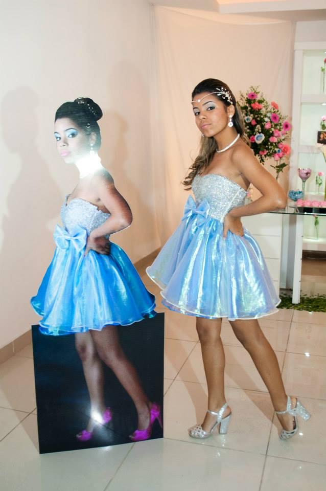 5b61b3a80 Vestido Curto Debutante/ 15 anos/Dama no Elo7 | Red Chic Baby Princess  (8F31FF)