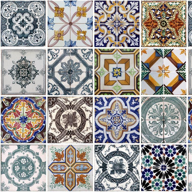 3a97fd163 Adesivos de Parede Cozinha Azulejo