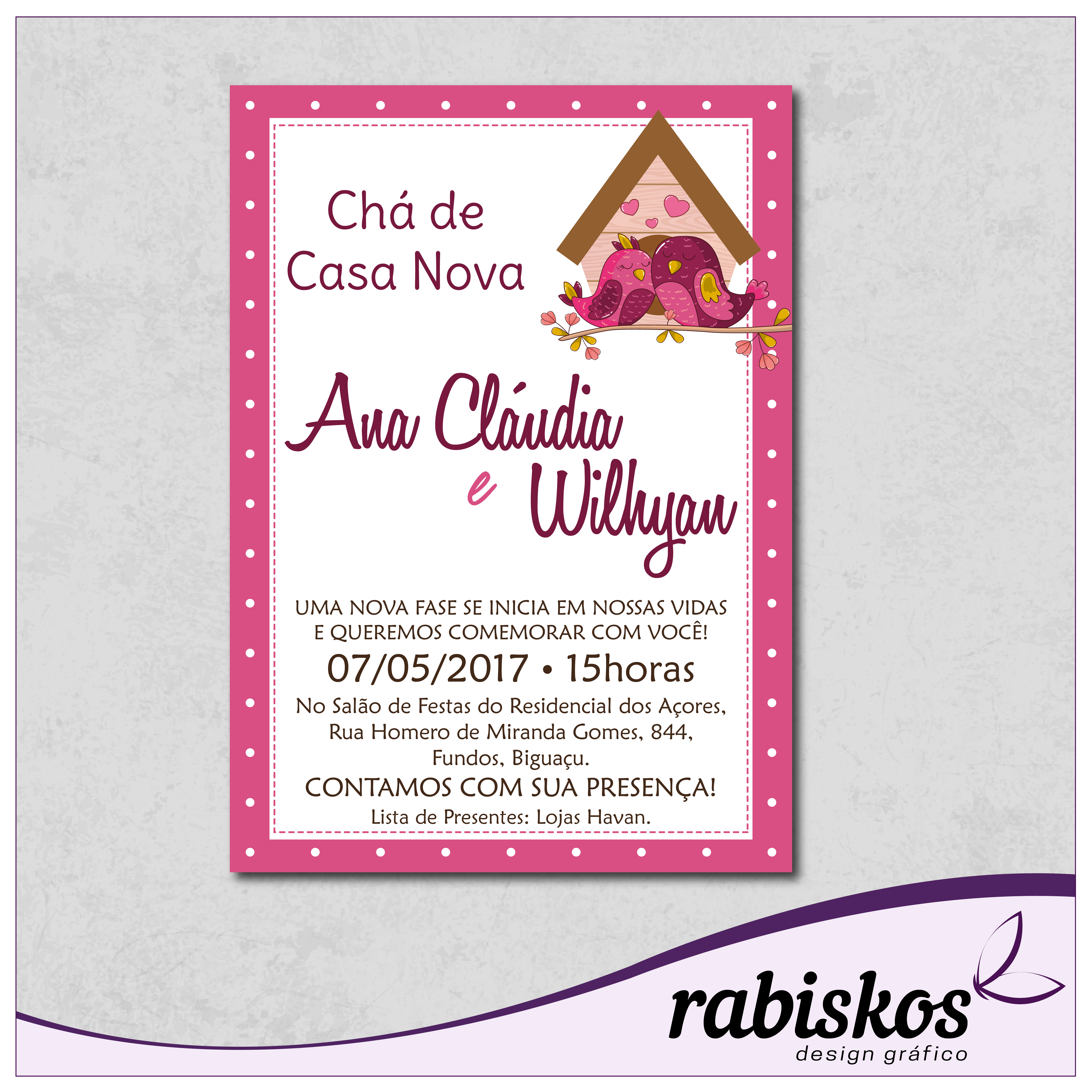 Convite Digital Cha De Panela Cozinha Em Sc Sao Jose Elo7
