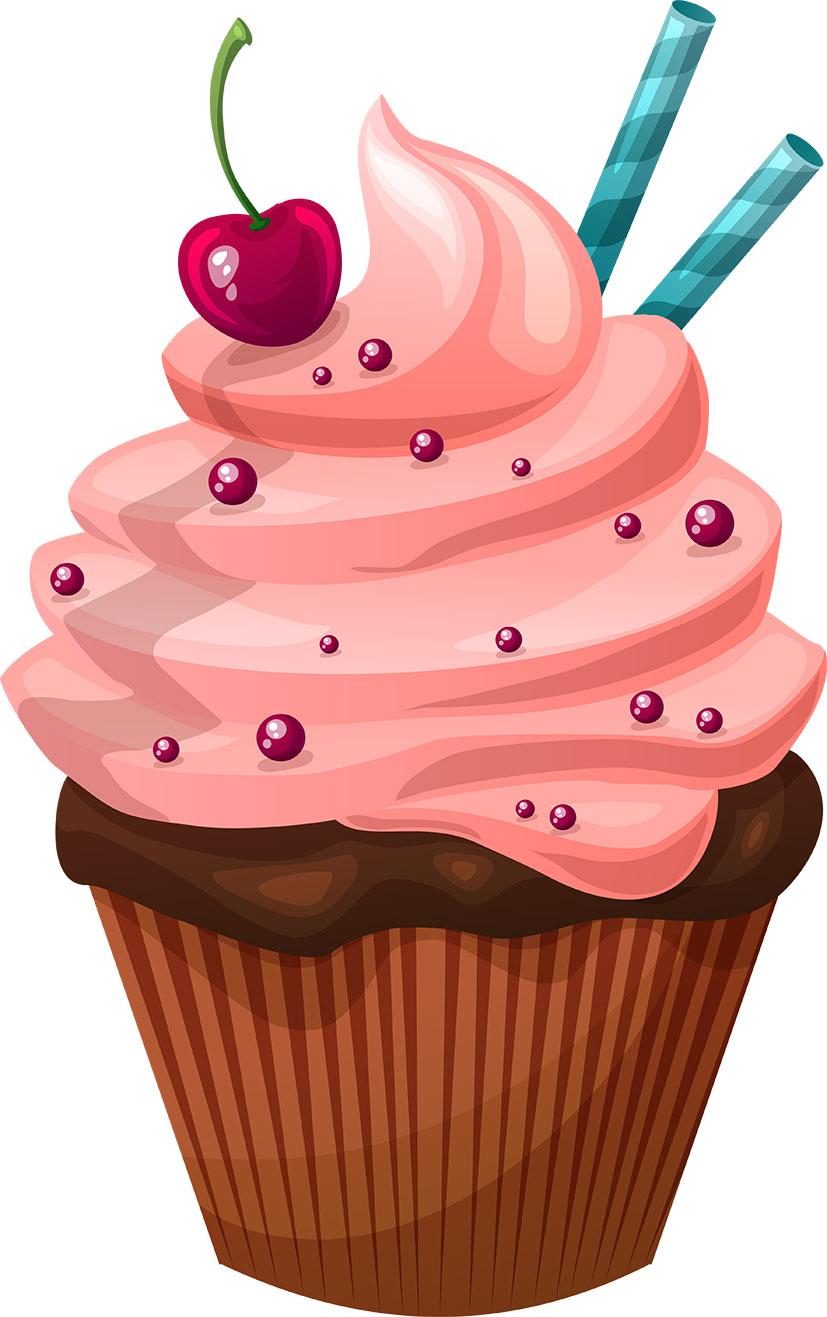 adesivo geladeira cupcake no elo7 adesivos casa harmonia