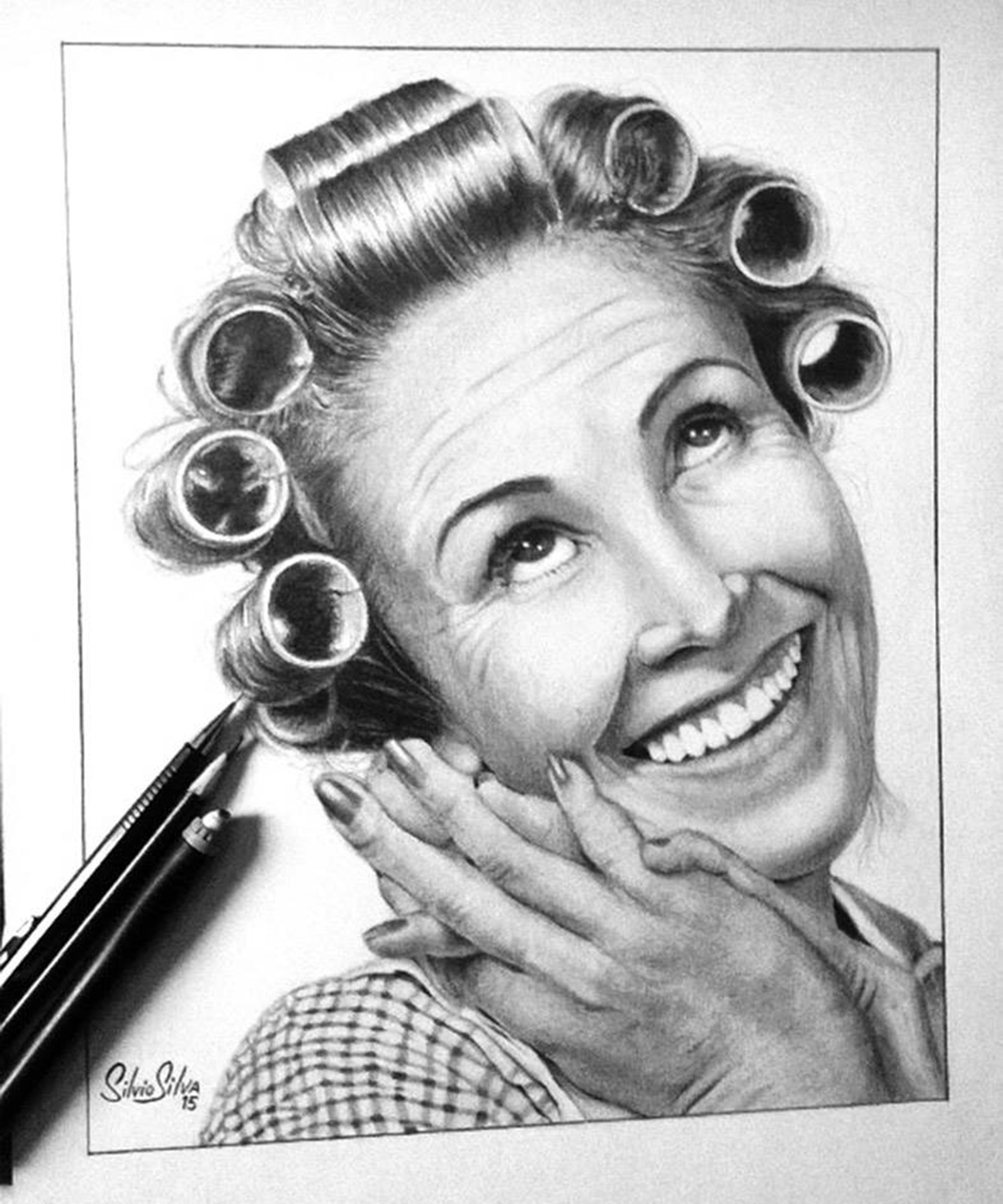 Desenho Realista Feito A Lapis Grafite No Elo7 Tracos E Tracos