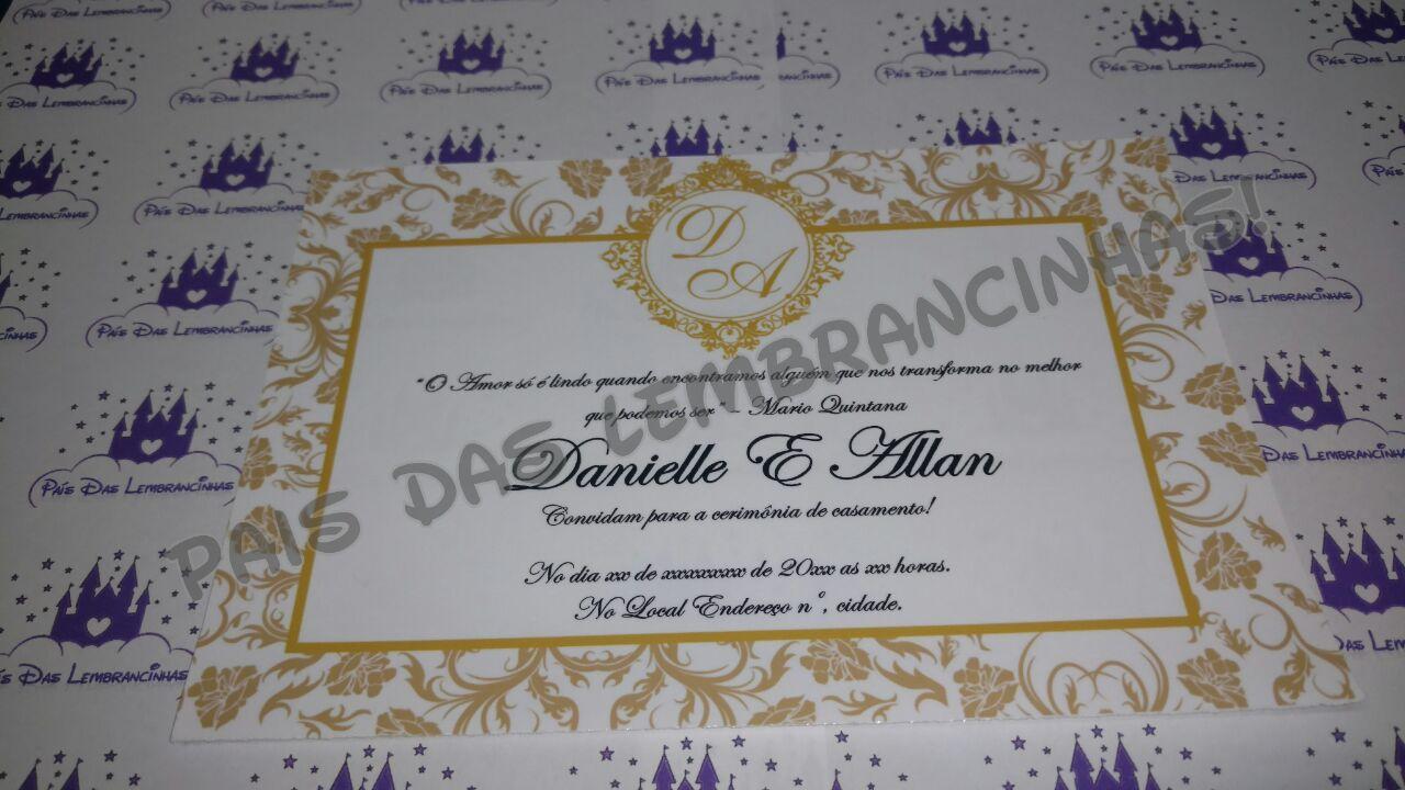 convite de casamento moldura no elo7 país da lembrancinhas 9128b2