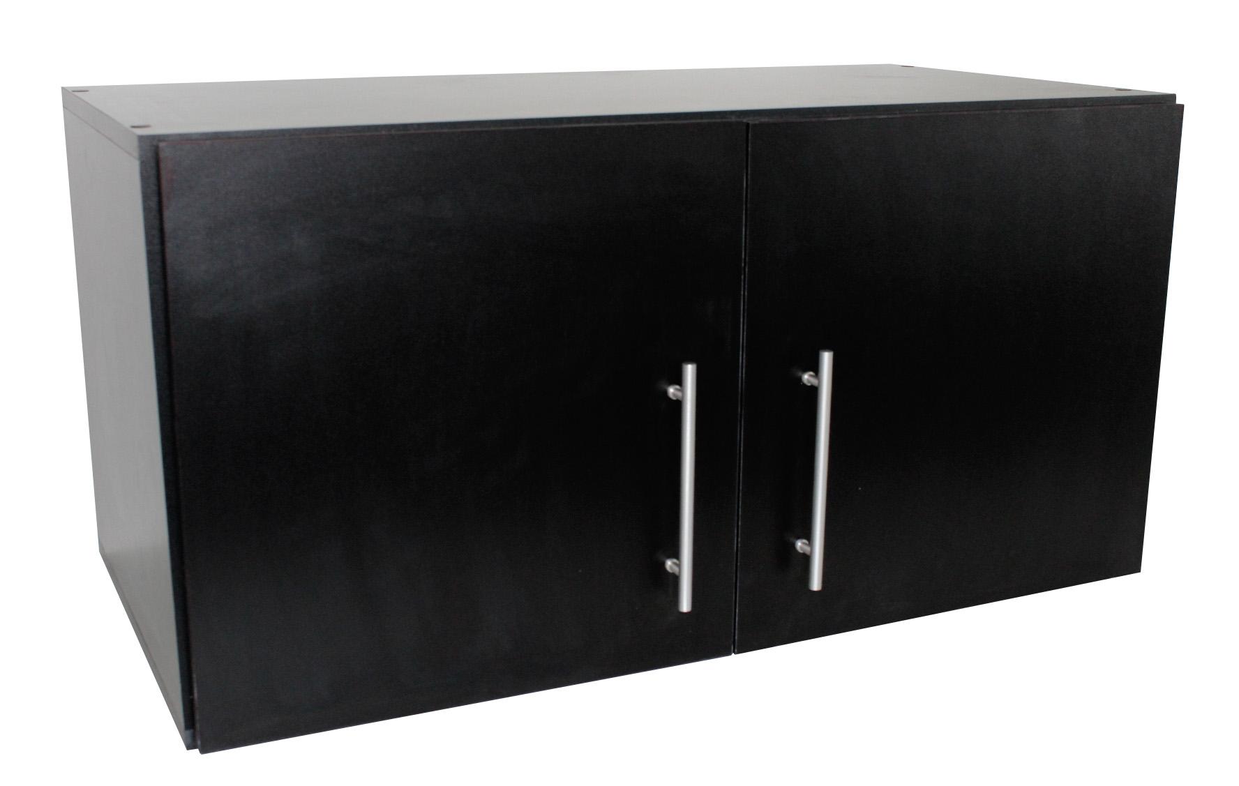 Image of: Armario 2 Portas Em Mdf Preto 60x40x30cm No Elo7 Tendencia 7 915b98