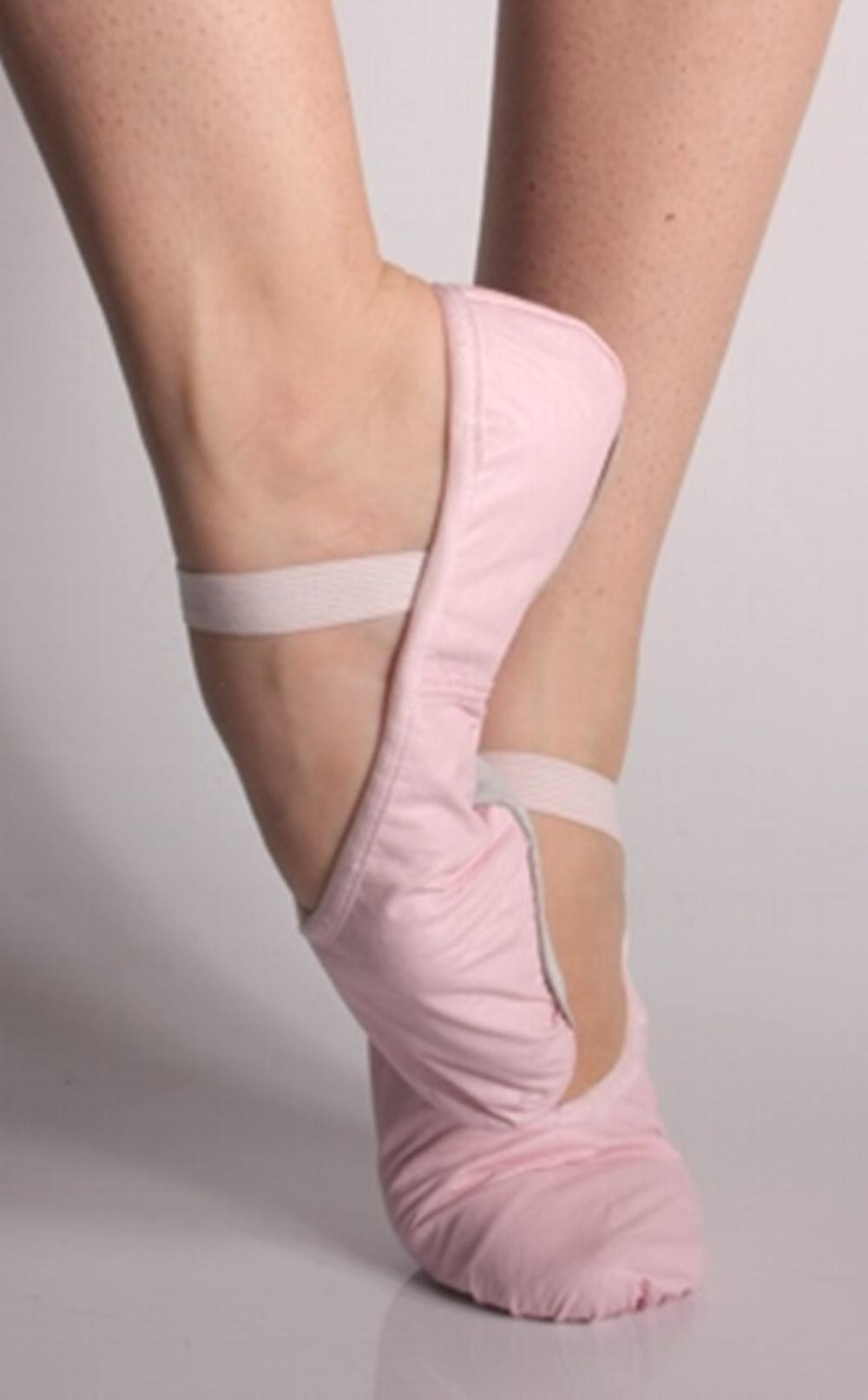 6704f90deb Sapatilha Fantasia Ballet sintética Rosa no Elo7