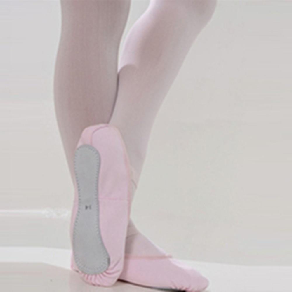 176b6d9b85 Sapatilha Ballet Lona Rosa no Elo7