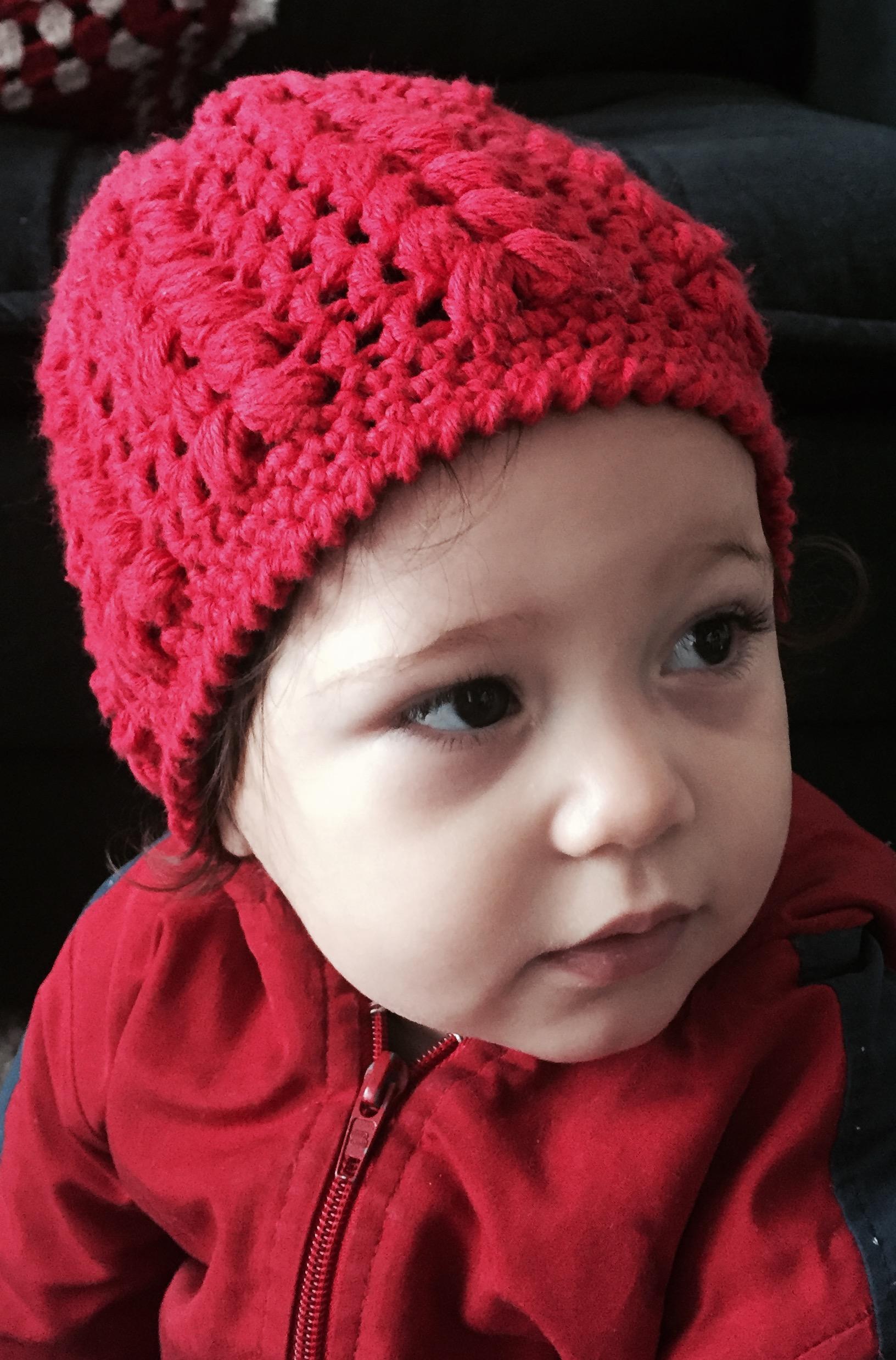 d717f4cc5ee6b Touca Mimo Feminina Infantil no Elo7