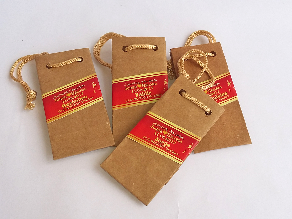c54506830 Mini Sacola Kraft para Lembrancinha no Elo7 | Catia Cunha Designs (92600A)