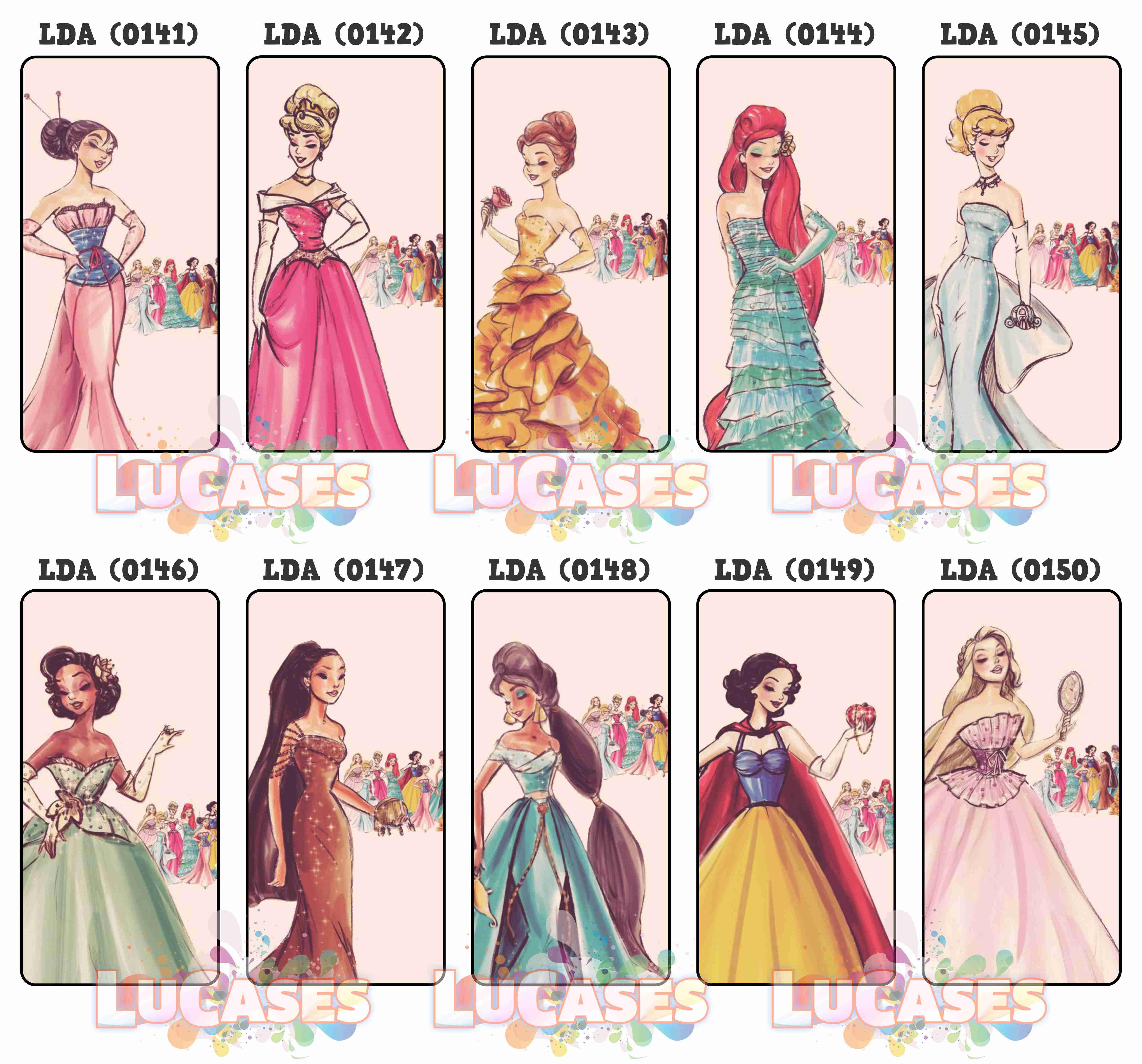 Capa De Celular Princesas Desenho Arte No Elo7 Loja Lucases 9283f4