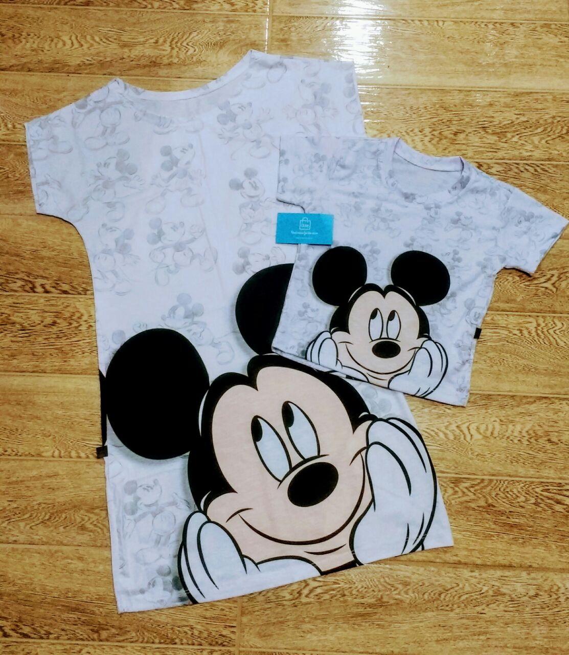 19582446b2f597 Kit Vestido Mae e Camiseta Filho | Elo7