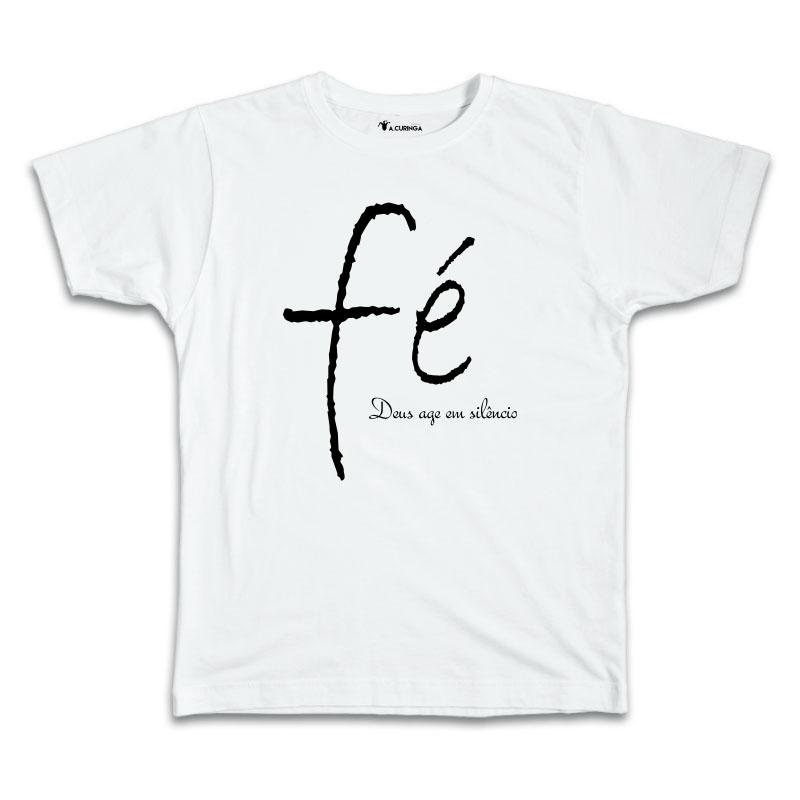 f58e999dea Camiseta Fé no Elo7