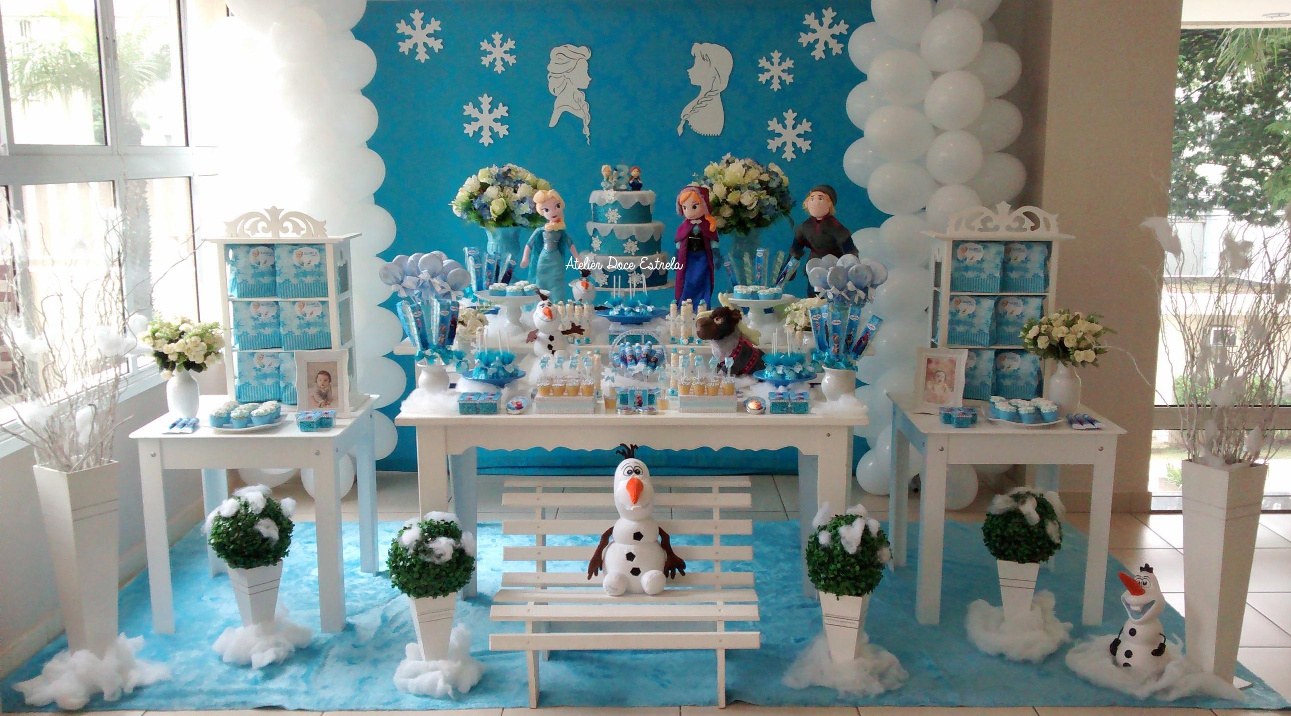 Decoração Provençal Frozen Luxo No Elo7 Atelier Doce Estrela 935b3b