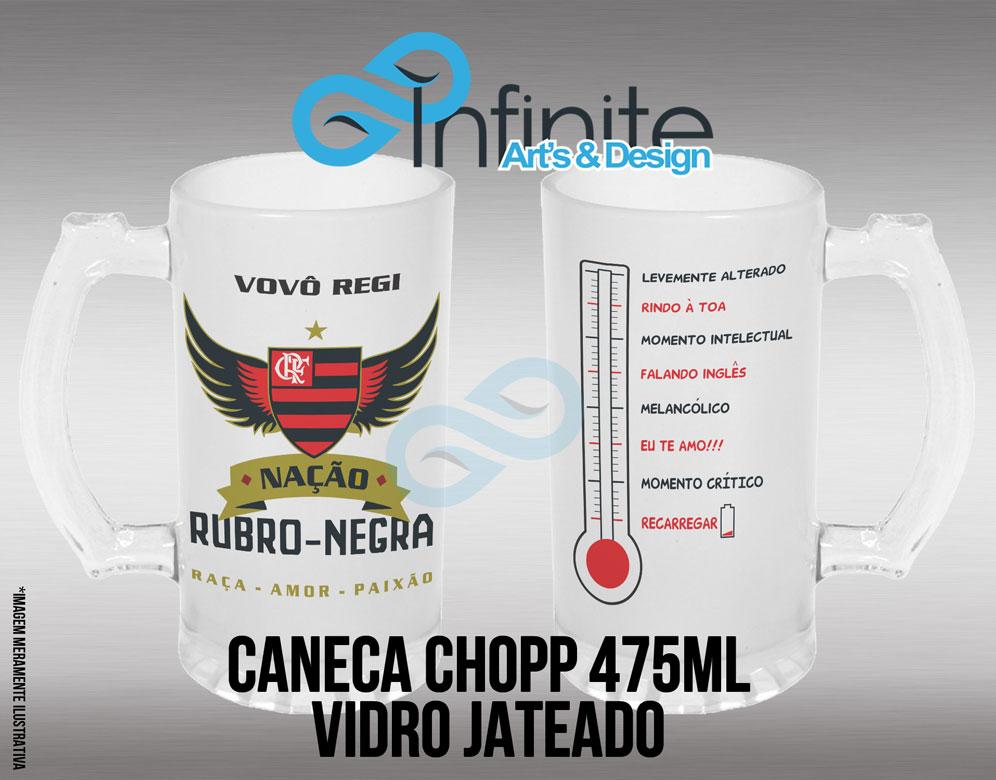 c065a7365c Canecao de Vidro