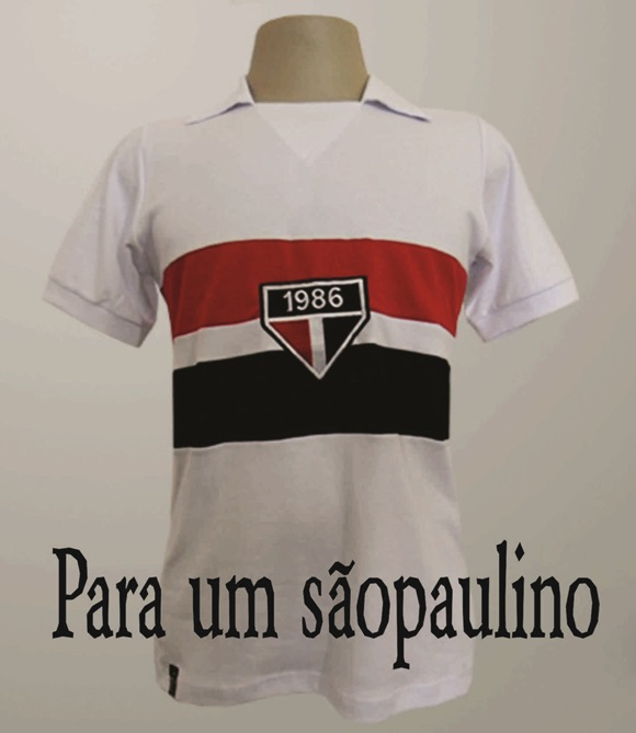 6a1ecbbb3d Camisa Retrô Argentina 1986