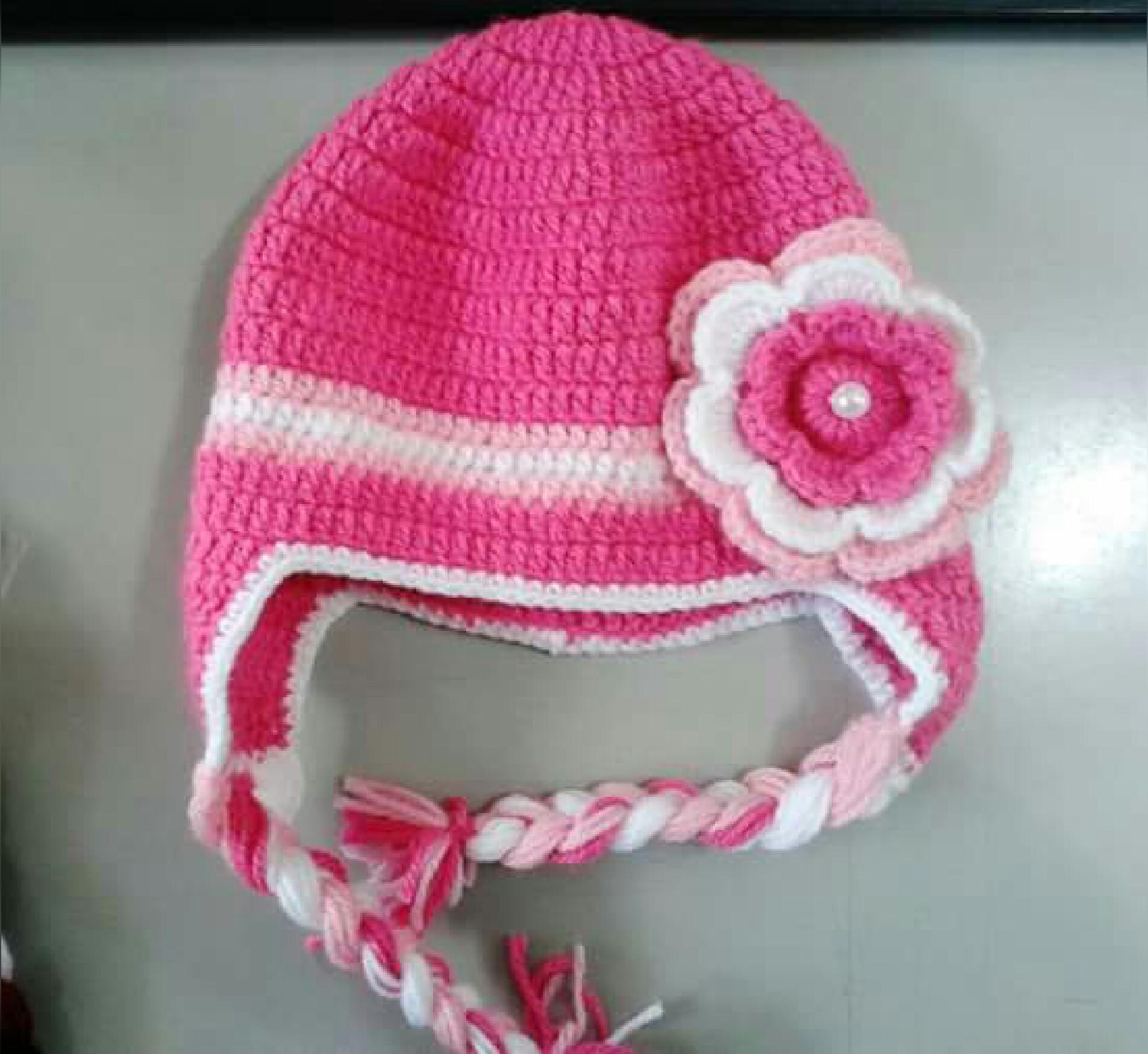 Touca Croche  b00aab7efc7