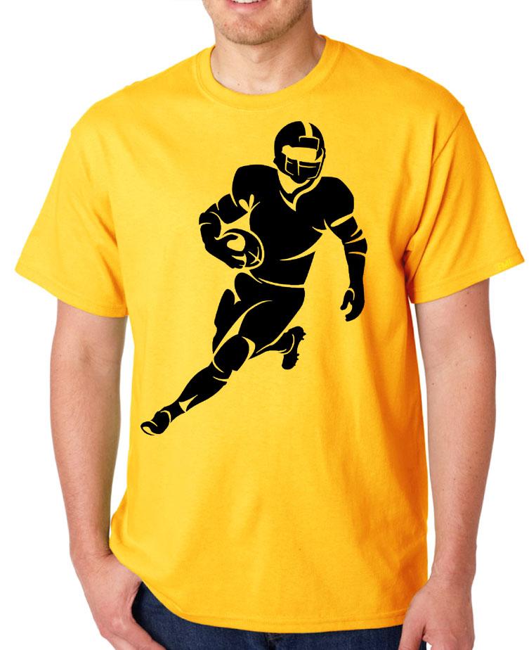 Camiseta Futebol Americano Personalizada  10fd53182ba4a