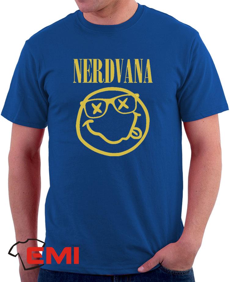 2139- camisetas geek nerd nirvana-1 no Elo7  b1efde142a8