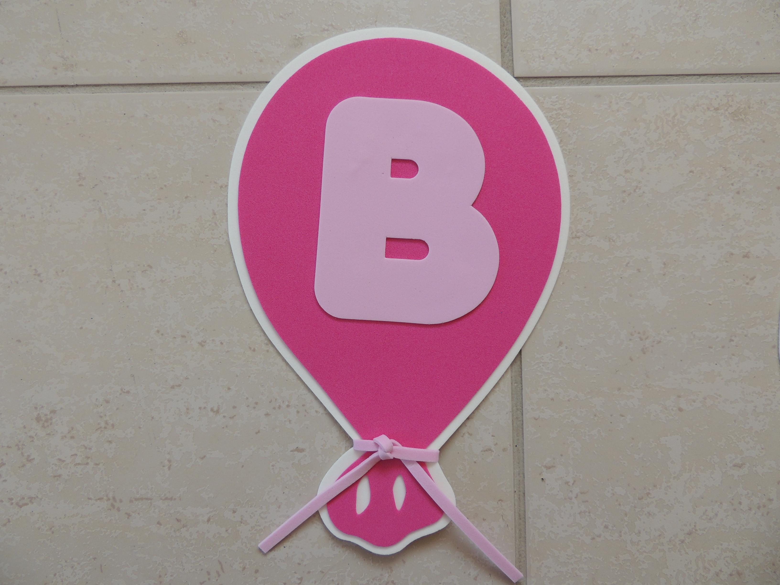 Balão Em Eva Unitário No Elo7 Fazarte 94c5ce