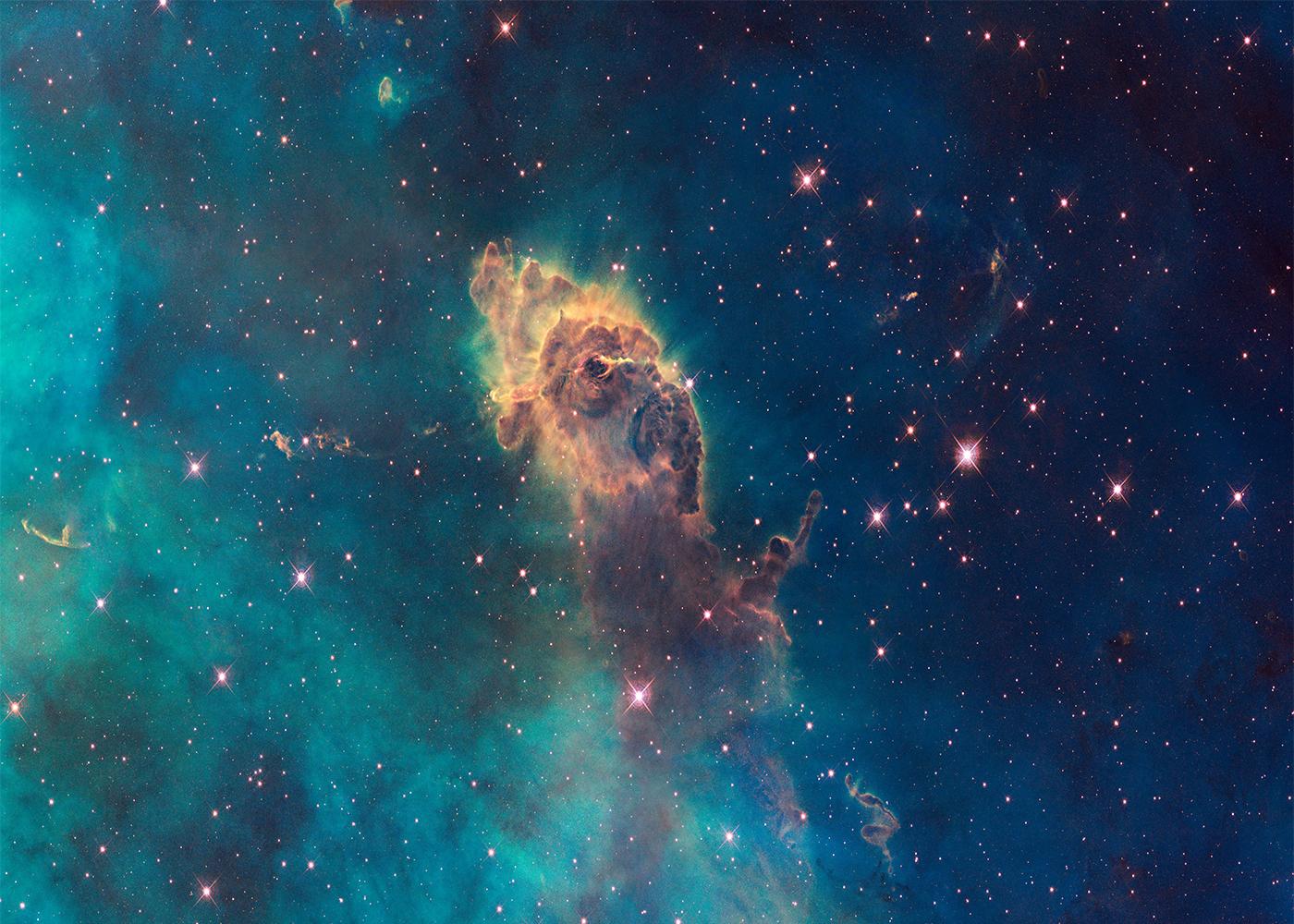 Papel De Parede 3d Universo M 0013 No Elo7 Paredes Decoradas  -> Imagens Do Universo Para Papel De Parede