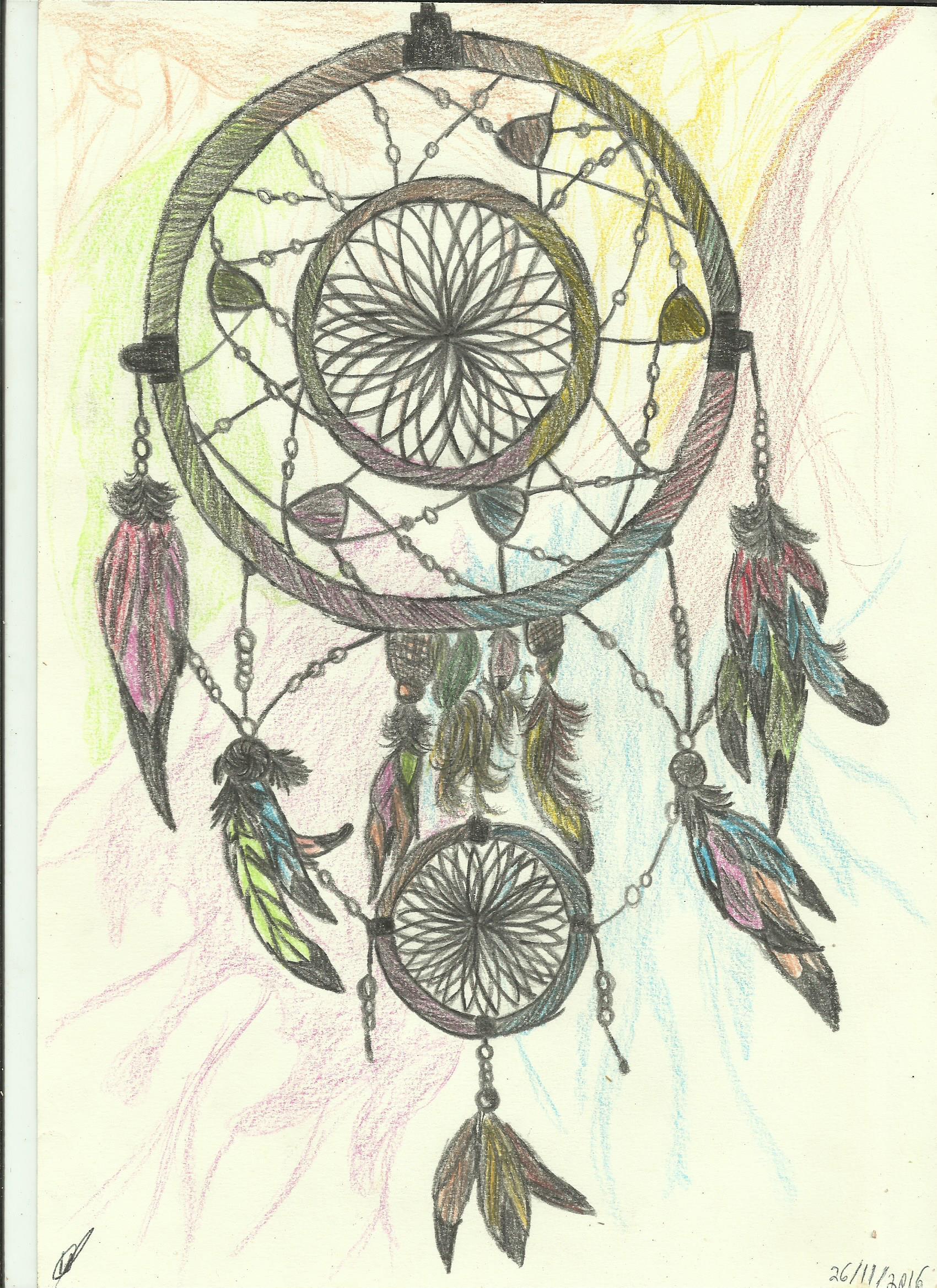 Desenho Filtro Dos Sonhos No Elo7 Kayo Eduardo Crecencio Da