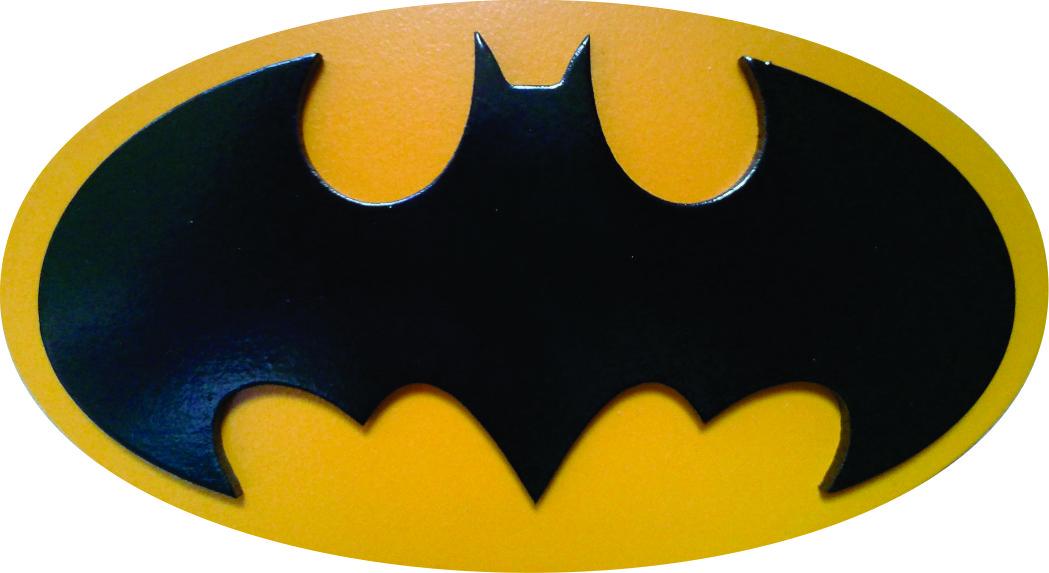 Logo Simbolo Batman No Elo7 Artmdf Artigos De Mdf 95d470