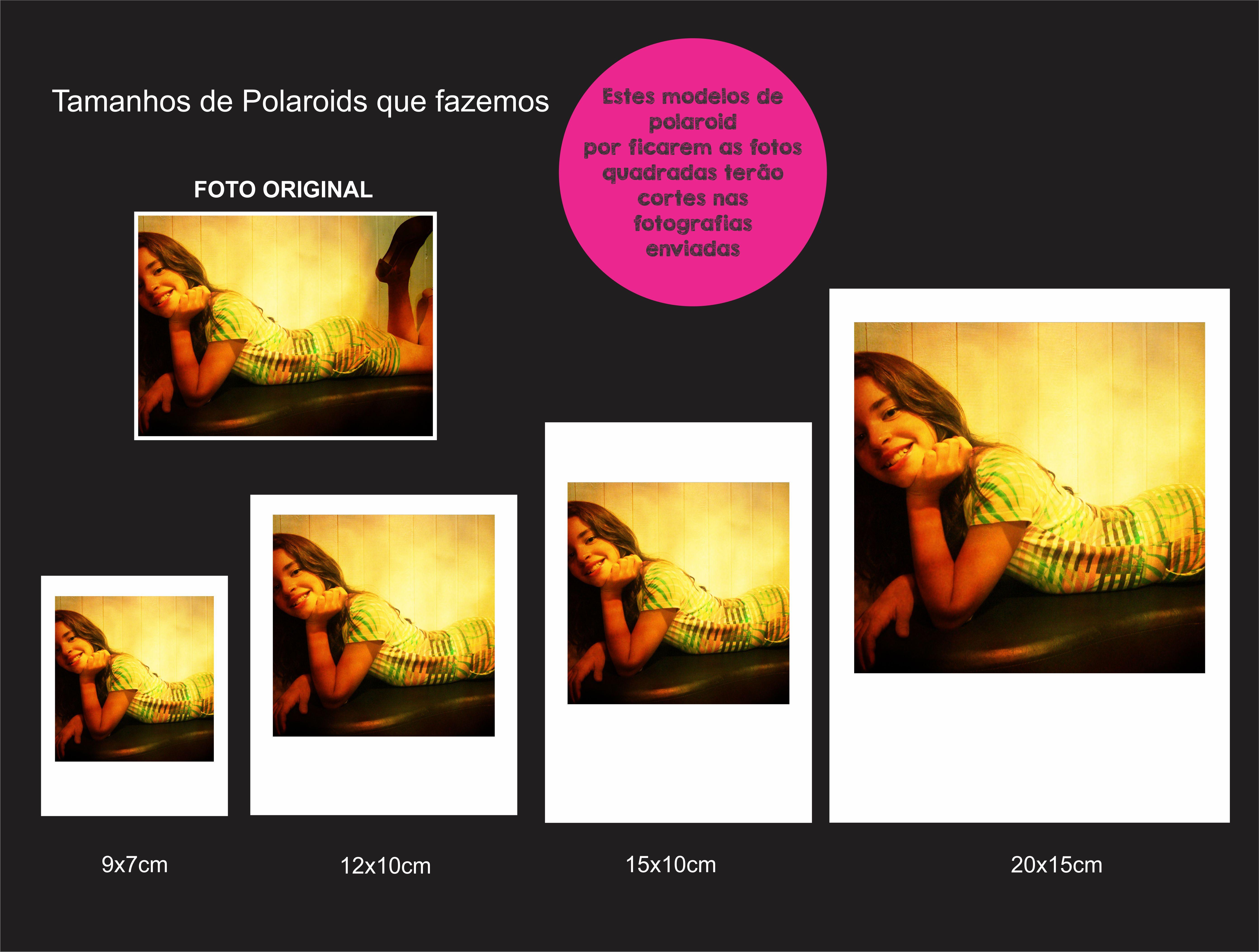 Fotos Polaroid Portrait 20x15 no Elo7   Plugart (920069) 5e09ee11e2