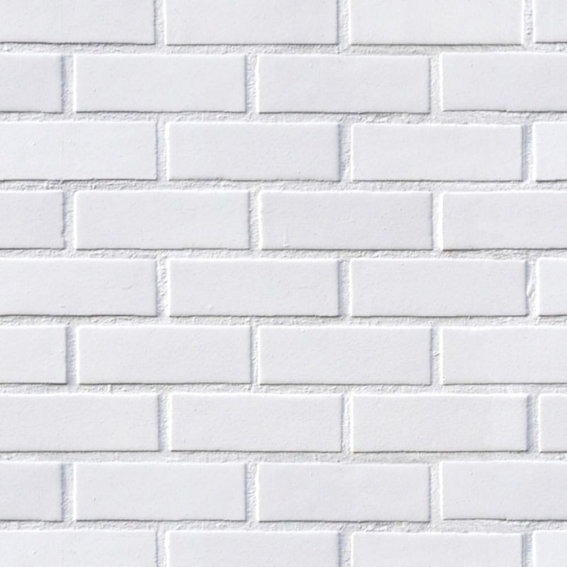 24c2ea878 Papel De Parede 3d Tijolo Branco no Elo7