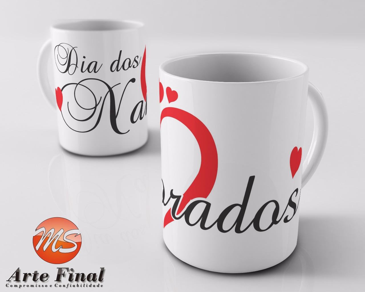 Caneca Personalizada Dia Dos Namorados No Elo7 Ms Arte Final 96480c