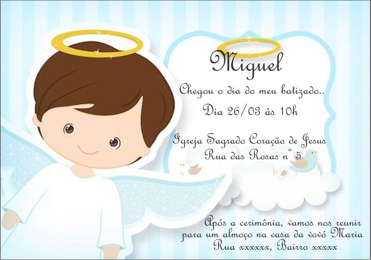Convite batizado no elo7 papel mgico convites 967900 altavistaventures Gallery