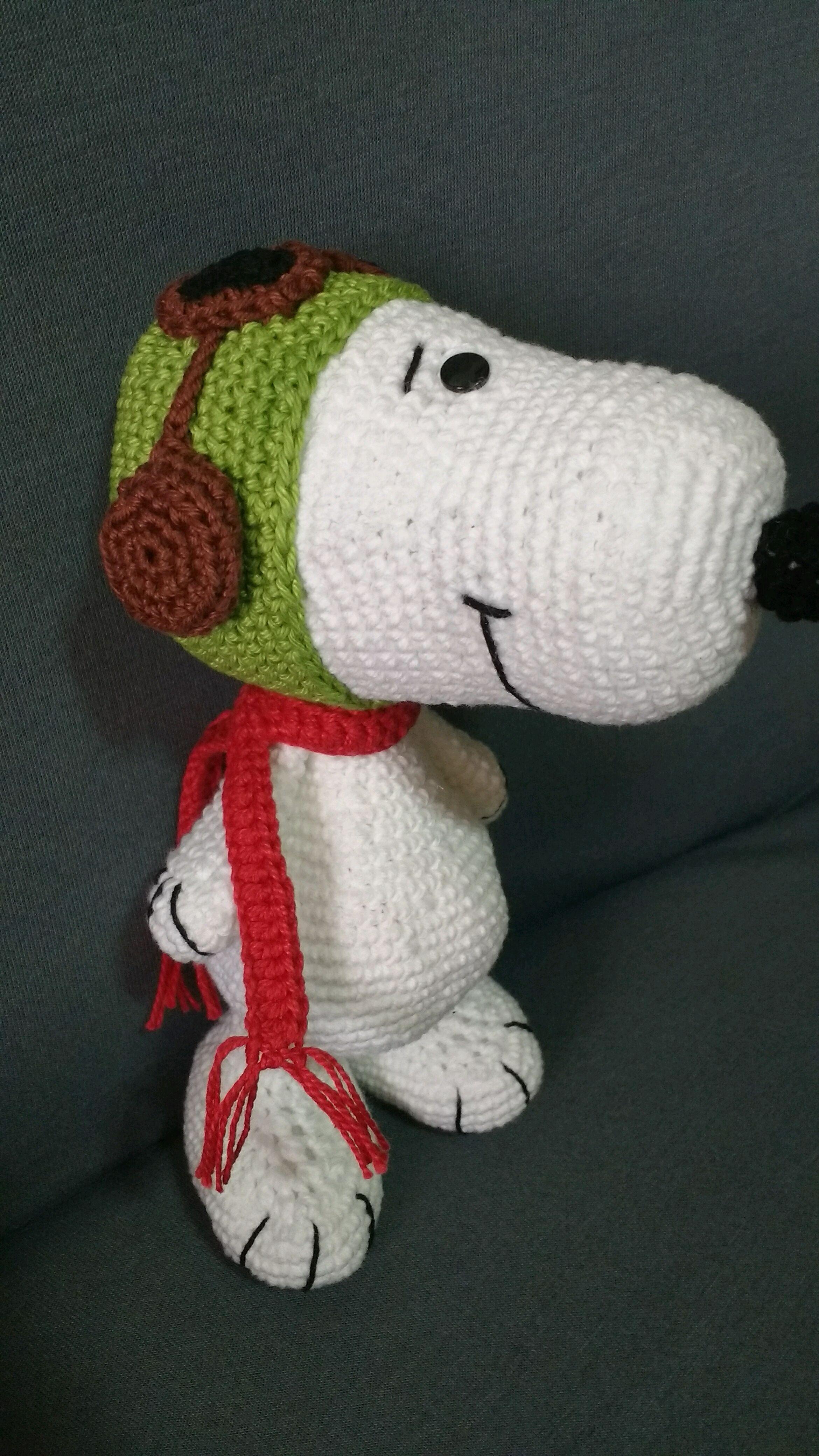 DIY Amigurumi How to make Amigurumi / Snoopy – Crochet Lesson ... | 4160x2340