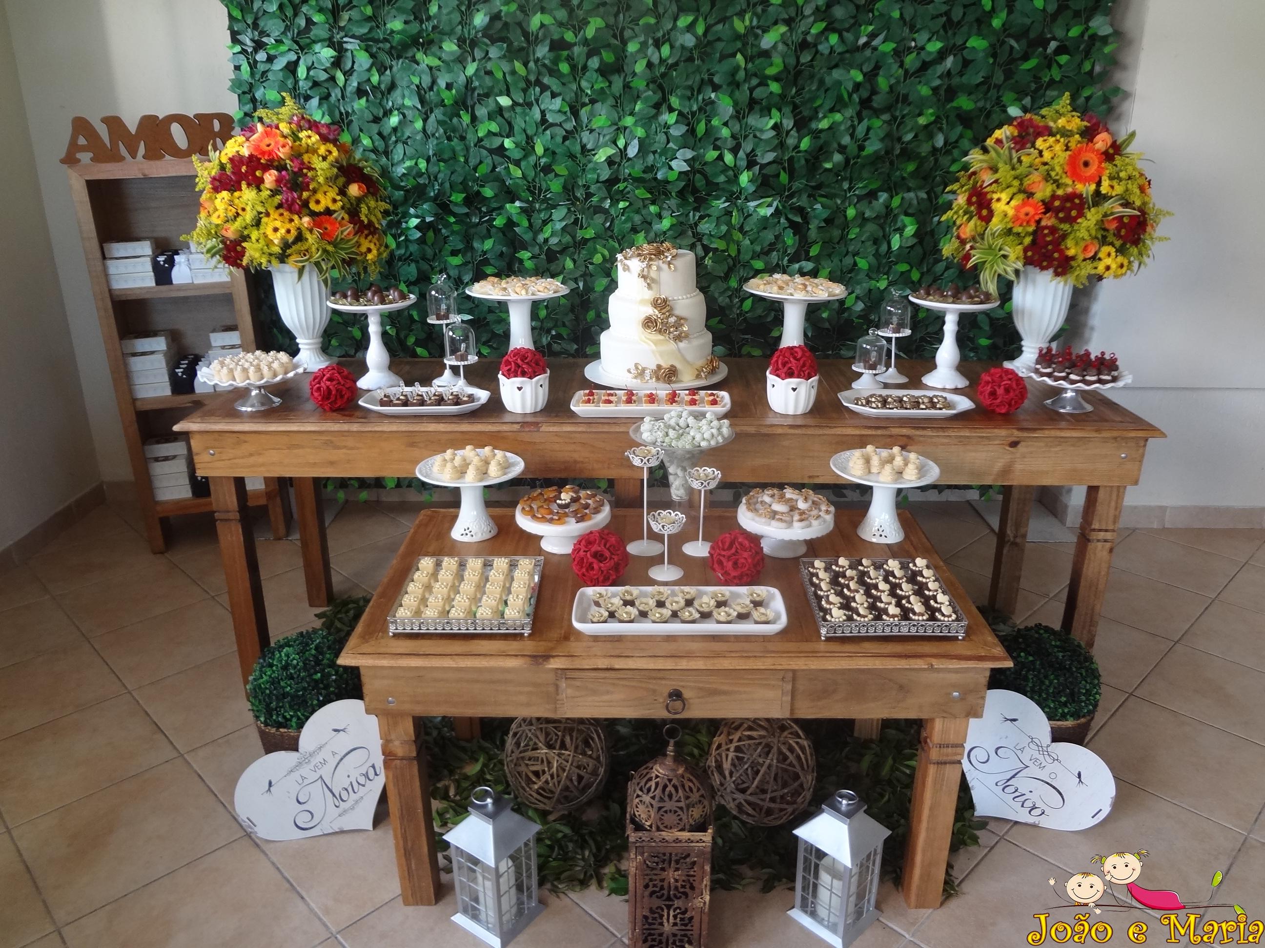 Muito Decoração Rústica Casamento 1 no Elo7 | Fazendo Artes Festas (97245F) ZP81
