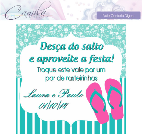 64cfe452c80a92 Chinelo Confort Promocao | Elo7