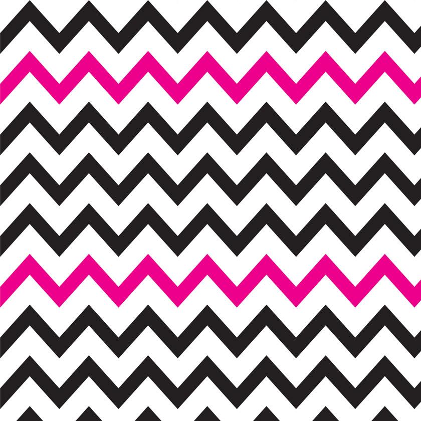 Papel de parede chevron pink e preta no elo7 decoraplus 976f96 altavistaventures Images