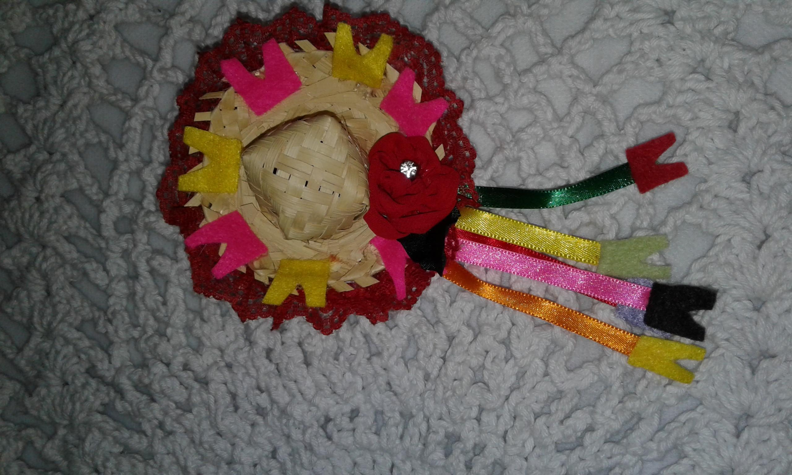 b775a2672b4c1 Presilha de cabelo festa junina no elo artesanato jpg 2560x1536 Presilha  quadrilha enfeites para festa junina