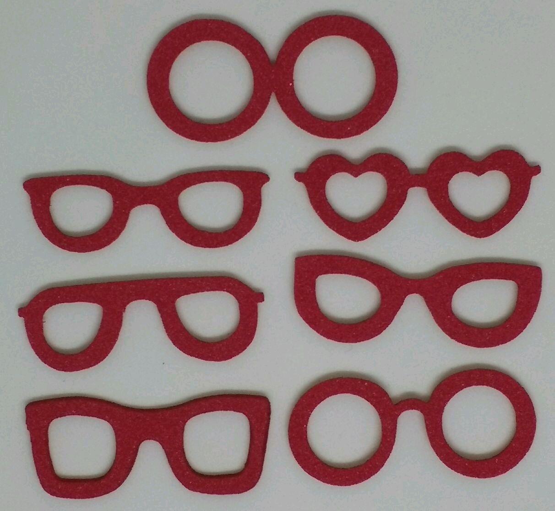 Aplique De Oculos Em E V A De 5 5 Cm No Elo7 Tia Rose Atelie